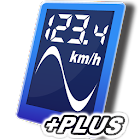 GPS Speed Graph PLUS icon