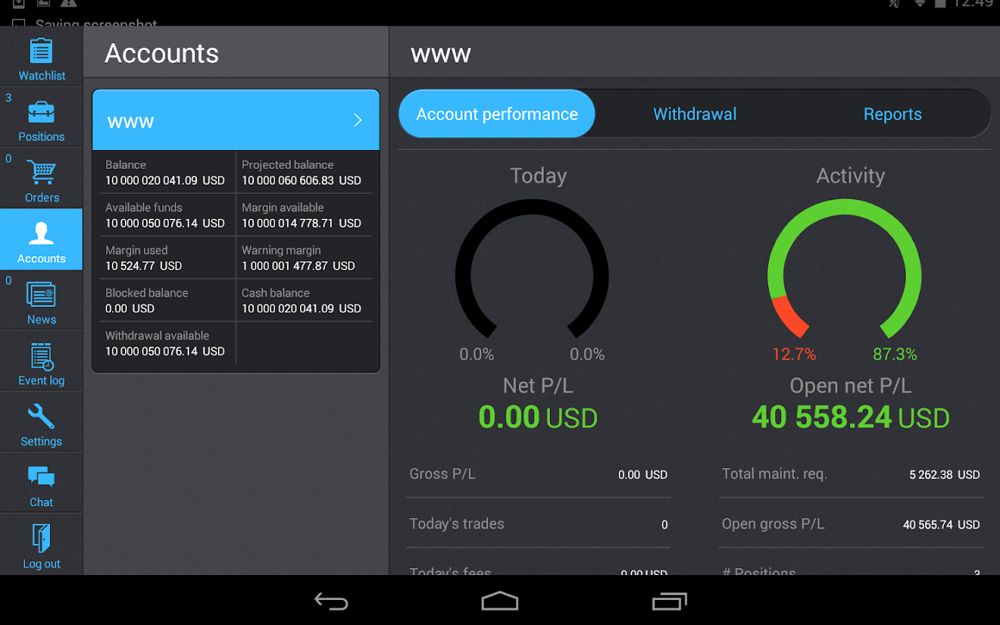 PANEX Protrader - Android Apps on Google Play