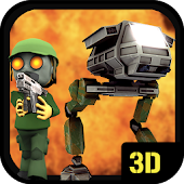 Mini Wars tiny soldier shooter