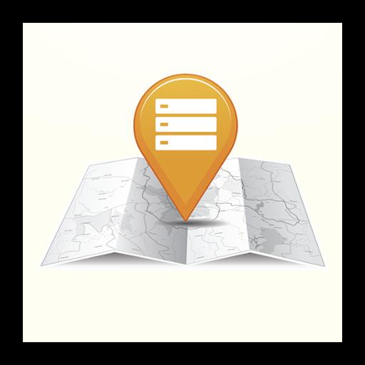 Map A Data Center LOGO-APP點子