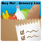 Buy Me! - Shopping List