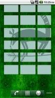 Screenshot of Green Door Live Wallpaper