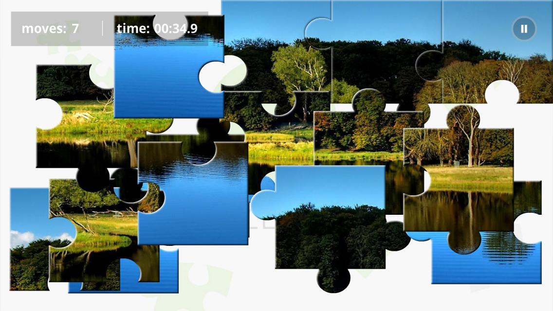 PuzzleFUN Nature- screenshot
