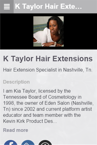 K Taylor Hair Extensions