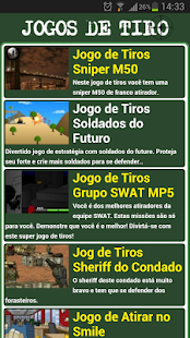 Jogos de Tiro - screenshot thumbnail