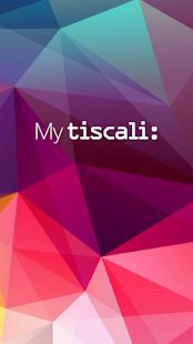 MyTiscali - screenshot thumbnail