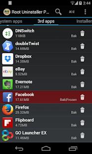 Root Uninstaller Pro v5.3 APK Full Download