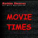 Movie Times for Harkins Legacy logo