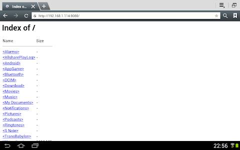 Tiny Web Server v3.6