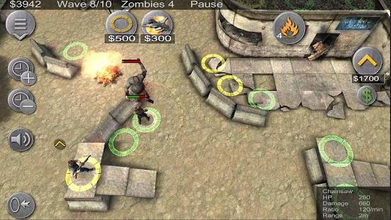 Zombie Defense Screenshot 21