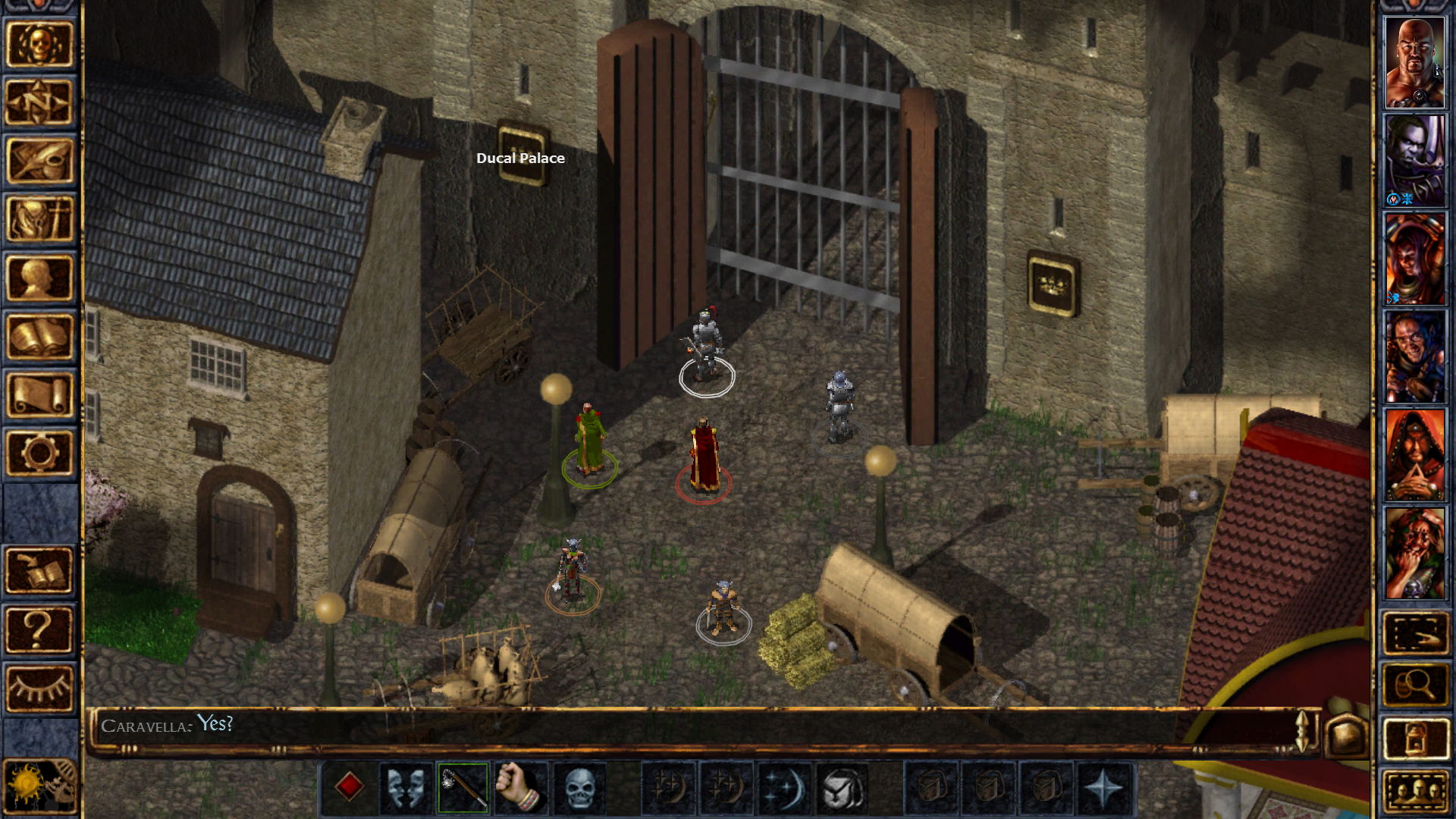 Baldur's Gate Enhanced Edition screenshot #2