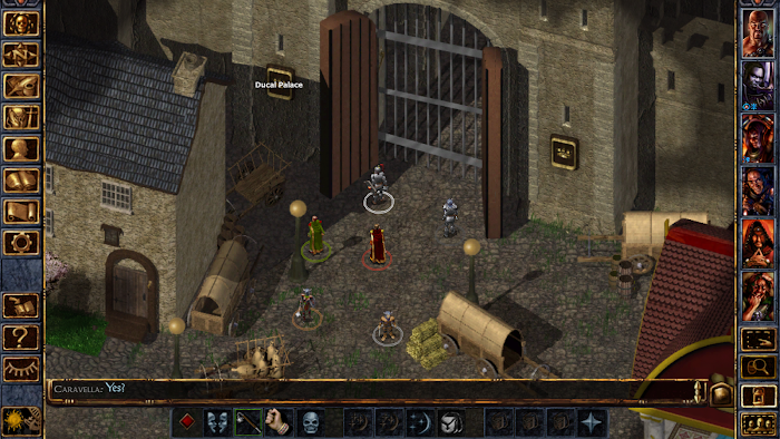 Baldur's Gate Enhanced Edition Apk