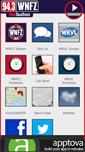 KnoxTalkRadio - screenshot thumbnail