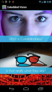 Colorblind Vision (Free) - screenshot thumbnail