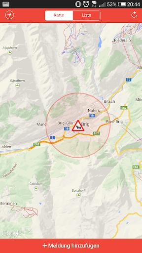 Verkehr Wallis