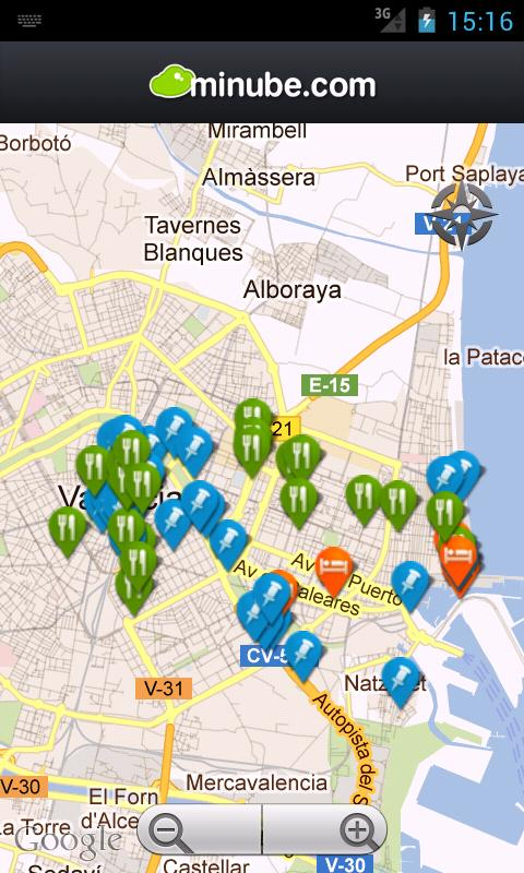 Guía de Valencia - minube - screenshot