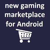 Gaming Marketplace App
