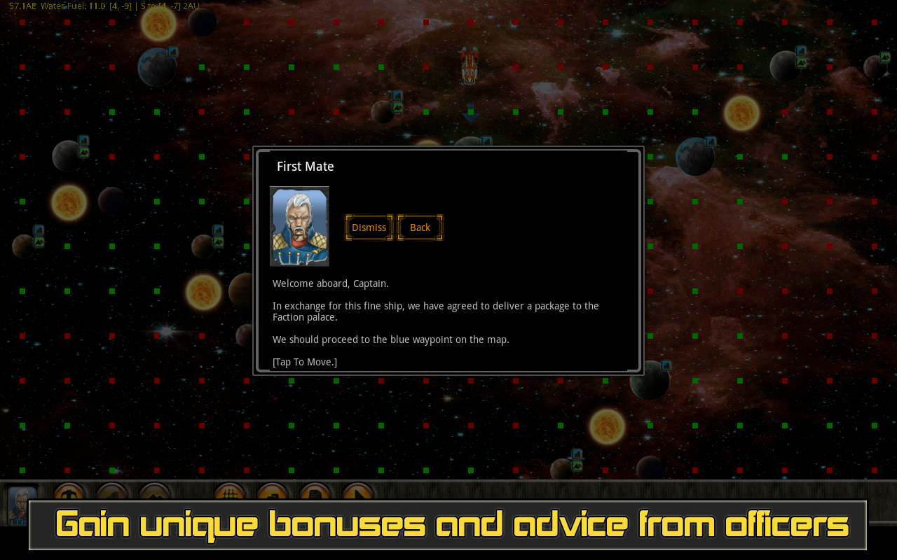 Star Traders RPG - screenshot