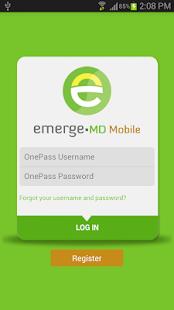 OnePass - screenshot thumbnail