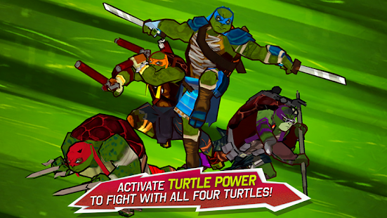 Teenage Mutant Ninja Turtles - screenshot thumbnail