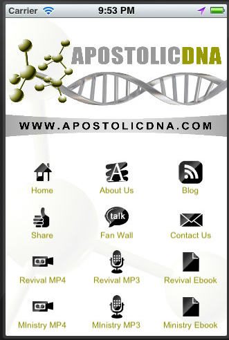 Apostolic DNA App