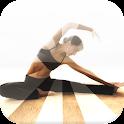 Yoga and Pilates Exercises icon