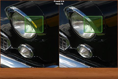Cars Spot the Difference - screenshot