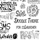 Doodle Light Theme ssLauncher