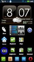 Screenshot of Black background / wallpaper