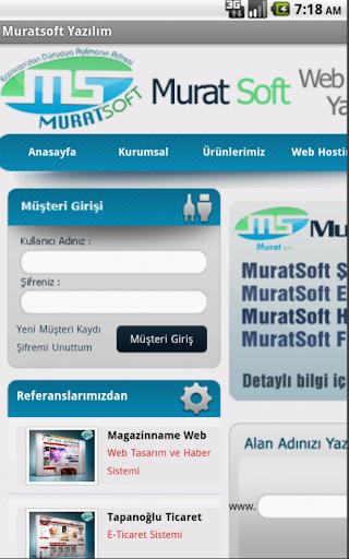 MuratSoft Yazılım