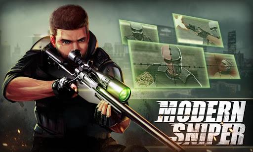 Atirador Moderno Sniper