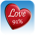 Love Test Calculator ❤❤❤