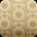 damask wallpaper ver49 icon