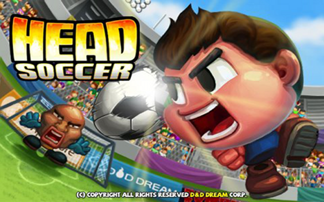 Head Soccer- screenshot