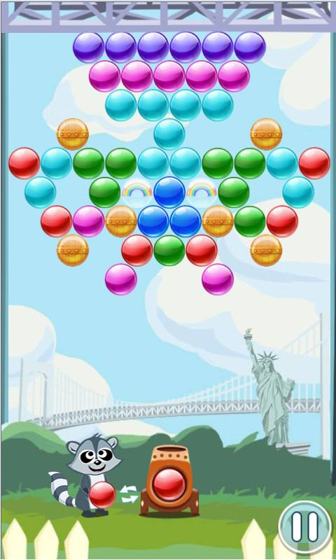 Bubble Shooter City- screenshot