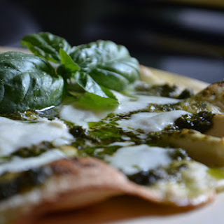 Garden Pesto with Roasted Pignoli