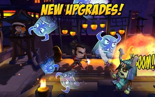 SAMURAI vs ZOMBIES DEFENSE 2 Screenshot 25