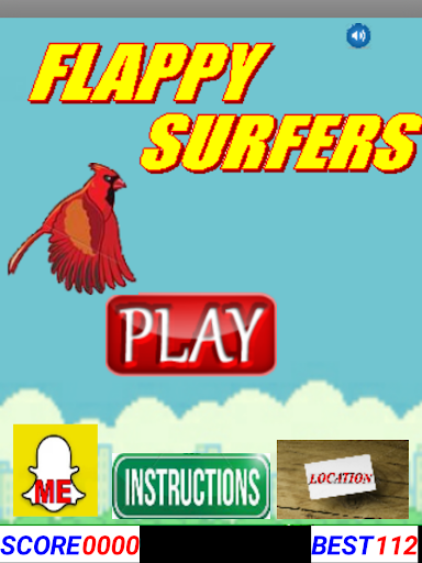 Flappy Surfers