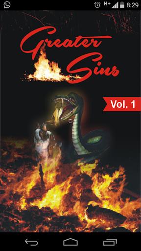 Greater Sins Vol. 1