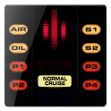 KITT Voice Box & Speedometer icon