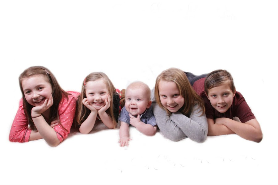 We Are Family by Kevin Roberts - Babies & Children Child Portraits (  )