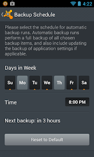 Mobile Backup & Restore - screenshot thumbnail