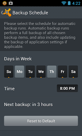 Mobile Backup & Restore 1.0.7754 screenshot 6105