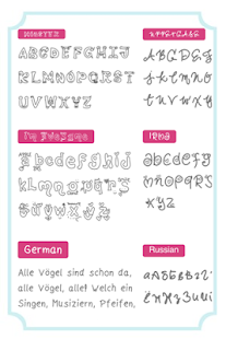 InstaFontMaker Font Maker Free - screenshot thumbnail