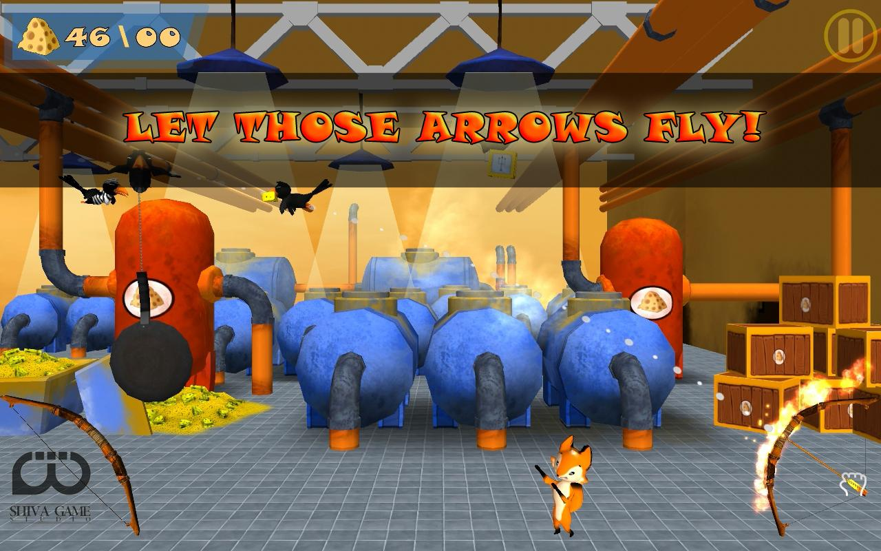 The Fox & The Wily Crow - Demo- screenshot