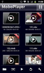 MoboPlayer Codec for ARM V7VFP - screenshot thumbnail
