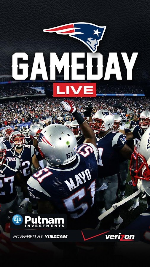 Patriots Gameday Live - screenshot