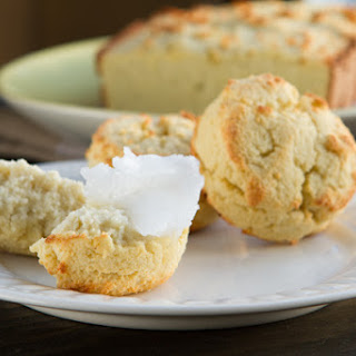 Coconut Flour Biscuits or Bread