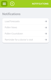 Pollen- screenshot thumbnail