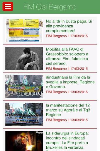 FIM Cisl Bergamo